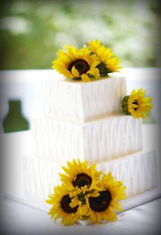 Sunfower cake