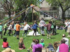 Tamarack Mayfest 2014-15