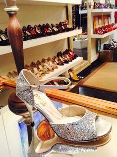 Lame plata Alma Tango Shoes