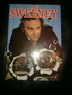 The Sweeney Annual 1976  very good condition TV Authorised Annual. Featuring stories cartoons interviews etc  Regan Carter & Haskins. Police by bastarduk on Etsy