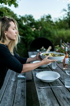 A Simple Evening: Summer's End | The Fresh Exchange Gardening For Beginners, End Of Summer, New Adventures, Quick Meals, Lifestyle Photography, The Fresh, Food Pictures, Things To Come, Entertaining
