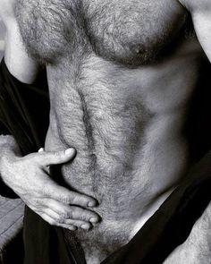 http://hairy-chests.tumblr.com  Submit MoDeL G Cock - Gif