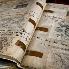 @lelievreparis  300 years of archives history #madeinfrance #tassinarietchatel #archives #grimoire #precious #treasure #france #lyon #bookstagram #book #luxury #vintage #love