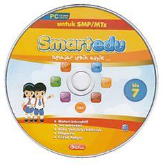 CD PEMBELAJARAN SMART EDU UNTUK SMP/MTs KELAS 7 | Toko Buku Rahma