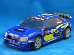 Subaru Impreza WRC 2005 Paper Craft