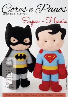Apostila Digital - Super Heróis