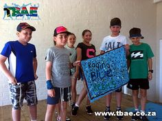 Weizmann Primary School Tribal Survivor team building event in Cape Town, facilitated and coordinated by TBAE Team Building and Events Team Building Events, Primary School, Cape Town, Flag, Upper Elementary, Science, Elementary Schools, Flags