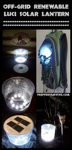 My favorite portable light.   Great for camping!!!
