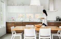 kitchen deborah watson stylist upstate home interior garance dore photo