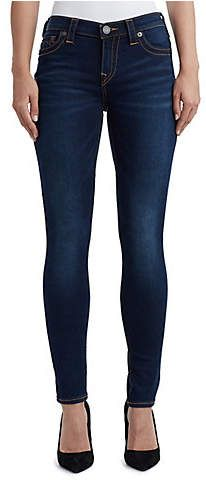 508b6cfe65a0 True Religion WOMENS MID RISE STELLA SKINNY JEAN. The Crater · Skinny Jeans