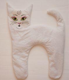 heat pillow - cat