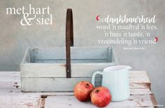 Afrikaans Quotes, Printable Quotes, Inspirational Message, Pomegranate, Trays, Wise Words, Decoupage, Poetry, Printables