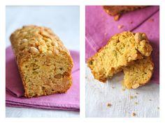 Cake façon scone orange pistache amandes