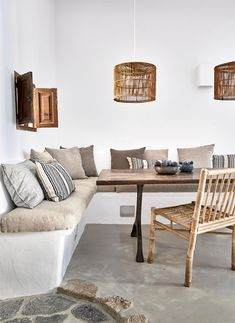 NORDIC MINIMALISM MIXED WITH MALLORCAN ACCENTS | THE STYLE FILES