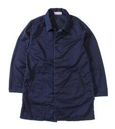 nanamica / Soutien Collar Coat