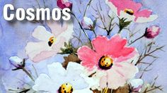Online Art Class - Intro to Watercolour Painting - Paint Basket TV
