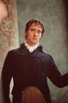 Every woman deserves a guy like Mr. Darcy from Jane Austen's Pride and Prejudice.-he makes my heart swoon!