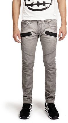 Cult of Individuality Greaser Moto Jean