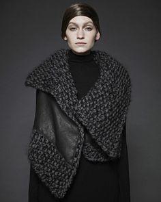 sungheebang:  We still love this vest #beautifultextures...