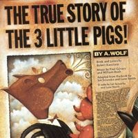 The True Story of the Three Little Pigs...a freebie and extension packets for sale.