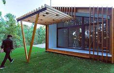 The Gomos Modular Housing System