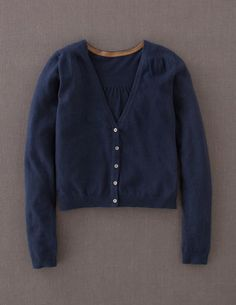 Favourite Cropped Cardigan, boden