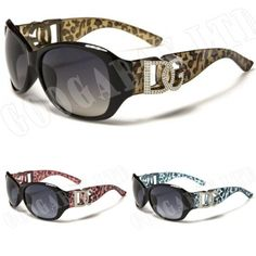 D.G Womens Ladies Designer Animal Vintage Sunglasses DG 599 new