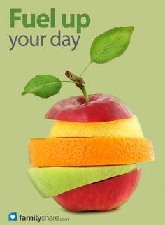 FamilyShare.com l 25 Healthy snacks ideas