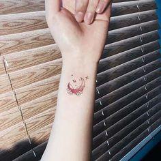 ay dövmeleri moon tattoos 9