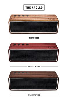 Buy these awesome speakers. Profits will be used to let hearing impaired hear for the first time!