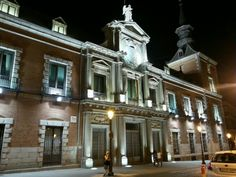 Good night Madrid!
