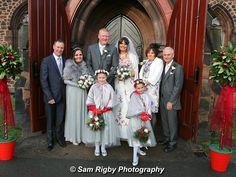 Group photos St Nicholas Church, Saint Nicholas, Group Photos, Bridesmaid Dresses, Wedding Dresses, Photo Ideas, Saints, December, Photography