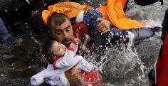 Το προσφυγικό δράμα μέσα από τον φακό του Γιαννη Μπεχράκη | TVXS - TV Χωρίς Σύνορα