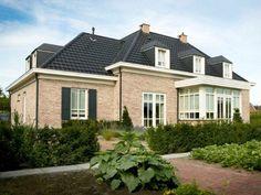 Domy - galeria zdjęć - Nelissen - płytki klinkierowe, cegły, cegły ręcznie formowane, cegły, klinkier, płytki, płytki elewacyjne, cegły