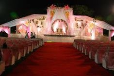 when you first see the campaign of the wedding planners you want that it would be like as your dreams set so why we heir that wedding planner who take care of your dreams that seems to be like that