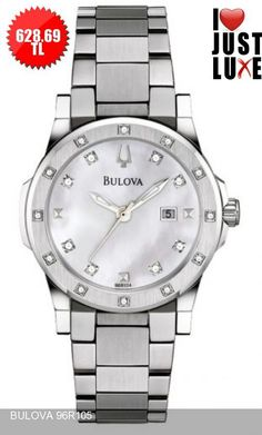 Bulova Women s Diamond Silver Stainless-Steel Quartz Watch b930b97a3b