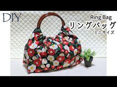 Wooden Handle Bag, Wooden Handles, Easy Crafts, Diy And Crafts, Diy Bags Purses, Craft Bags, Diy Rings, Cute Bags, Bag Making