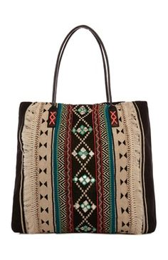 e2dceb60a5 63 Best TOTE BAG images | Fabric handbags, Tejidos, Beige tote bags
