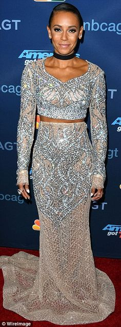Unmasked: X Factor Australia judge Mel B appeared tired and drawn on Thursday as she stepped out in a pair of tiny jogging shorts and a black zip-up top in Sydney Ceremony Dresses, Wedding Dresses, Mel Brown, Special Dresses, Female Stars, Black Zip Ups, Spice Girls, Heidi Klum, Female Singers