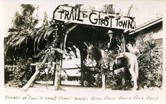 Knotts Berry Farm, Buena Park | In 1947 Knott's Berry Place was renamed to Knott's Berry Farm.