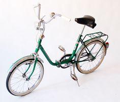 Vintage Tomos Folding Bike