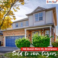 Just found buyers for this Beautiful well-maintained 3+1 Bedroom Home and sold it within 5 days! Learn more about our unique selling tactics by calling us at 905.216.7800 #SellingHomes Save Max Real Estate - Google+