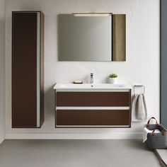 Ideal Bathrooms | Bathroom Solutions | Bathroom Suppliers UK | Ideal Standard Basin Vanity Unit, Bathroom Vanity Units, Bathroom Suppliers, Ideal Bathrooms, The Unit, Cabinet, Bedroom, Storage, Clothes Stand