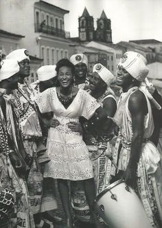 This photograph is from one of many fashion editorials set in Salvador da Bahia, Brazil
