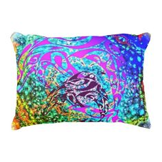 Decorative Art Dolphin Dream two sided pillow http://www.zazzle.com/decorative_art_dolphin_dream_two_sided_pillow_manualwwaccentpillow-256369851121445055?rf=238968982769931168