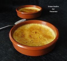 Crème brûlée de Pierre Hermé …