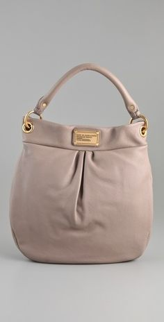 Marc by Marc Jacobs Classic Q Hillier Hobo - StyleSays