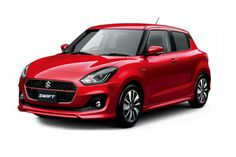 The 2017 Suzuki Swift has been unveiled in Japan, and is due to go on sale in the UK towards the end of next year. New Suzuki Swift, Automotive News, Love Car, Diesel, Jeep, Sporty, Japan, Vehicles, Ignis