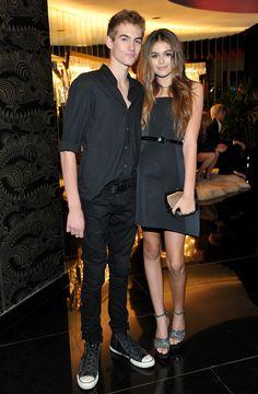 Presley Gerber & Kaia Gerber