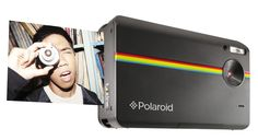 Polaroid's New Z2300 Instant Digital Camera Gives Your Photos That Retro Instagram Look You Have Been Missing